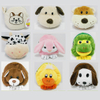 Cute Soft Plush Animal Shaped Coin Purse for Kids