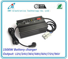 1000W Battery Intelligent Charger for Electric Vehicle