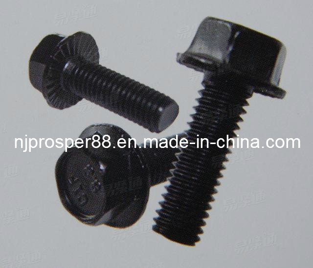 Bolt with Flange Head (YZF-F011)