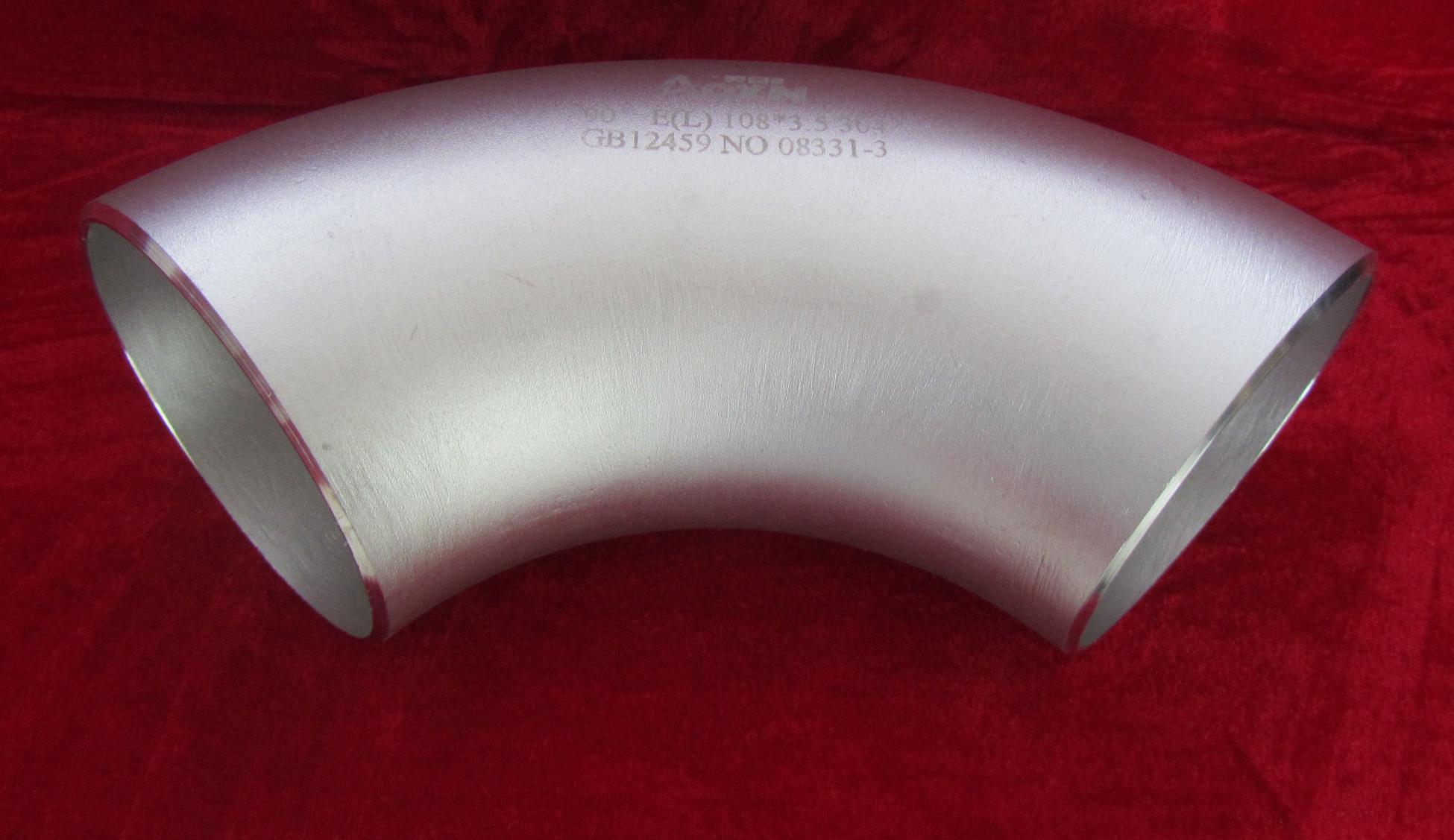 Lr Stainless Steel Elbow (YZF-P64)