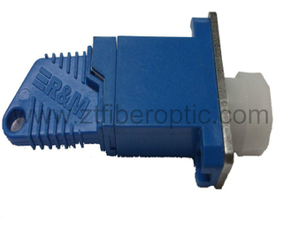 Singlemode FC-E2000 Hybrid Optical Fiber Adapter