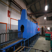 900 Degree Heat Treatment Furnace for LPG Cylinder Production Line