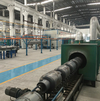 LPG Cylinder Heat Treating Furnace