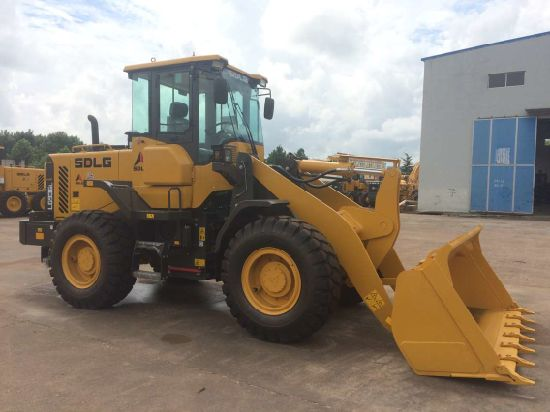 Construction Machinery Sdlg 3t Wheel Loader /Payloader LG936L for Sale