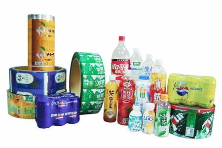 POF,PVC,PET Shrink label