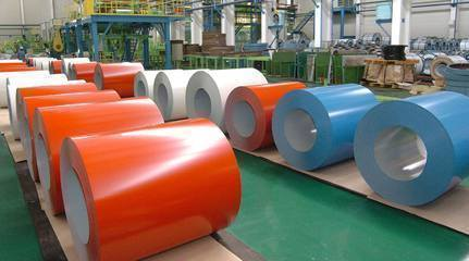 Aluminum Color Coil