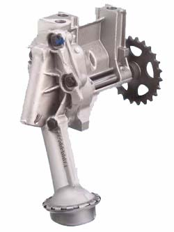 Oil pump for RENAULT
