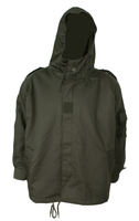 1112 Military Detachable Lining Parka