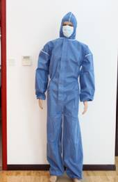 SMS Coverall With Bound Seams (CV-04)