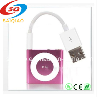 [Sq-14] USB Charger Sync Data Cable for Apple iPod Shuffle 3rd 4th 5th Generation 10.5cm
