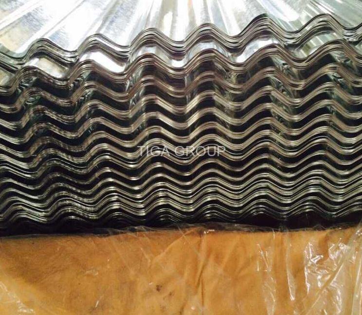 Light Weight Aluzinc Galvalume Corrugated Steel Sheet