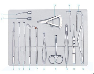 (SYX15)China Glaucoma Micro Operation Instruments