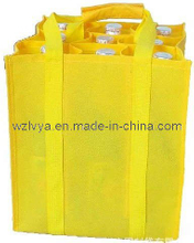 Non-Woven Bag With Wine Bottle Holder (LYW04)