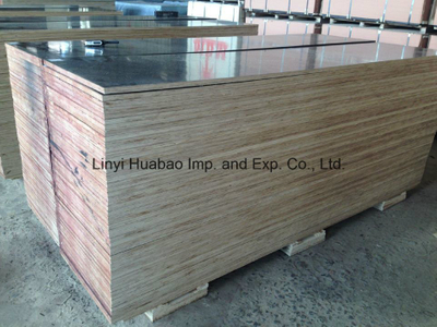 Birch Core Plywood 20*610*2500mm to Israle Port