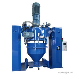 水牛闪电appCM系列1500升自动容积式粉体粉末搅拌混合机