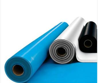 1.2mm 1.5mm 2.0mm Thickness PVC Foundation Waterproof Membrane