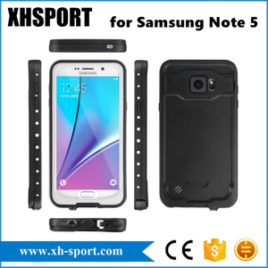 Popular Design Waterproof Multicolor Phone Case for Samsung Note5