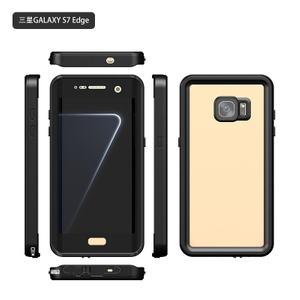 New Design Waterproof Phone Case for Samsung S7 Edge