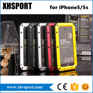 Waterproof Snowproof Mobile/Cell Phone Case for iPhone 5s