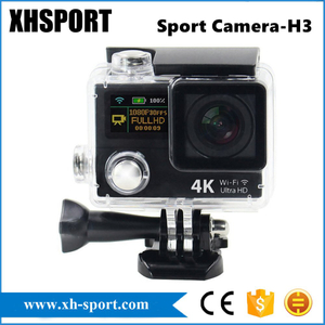 4K Ultra HD WiFi Action Sport DV/Camera with Dual screen