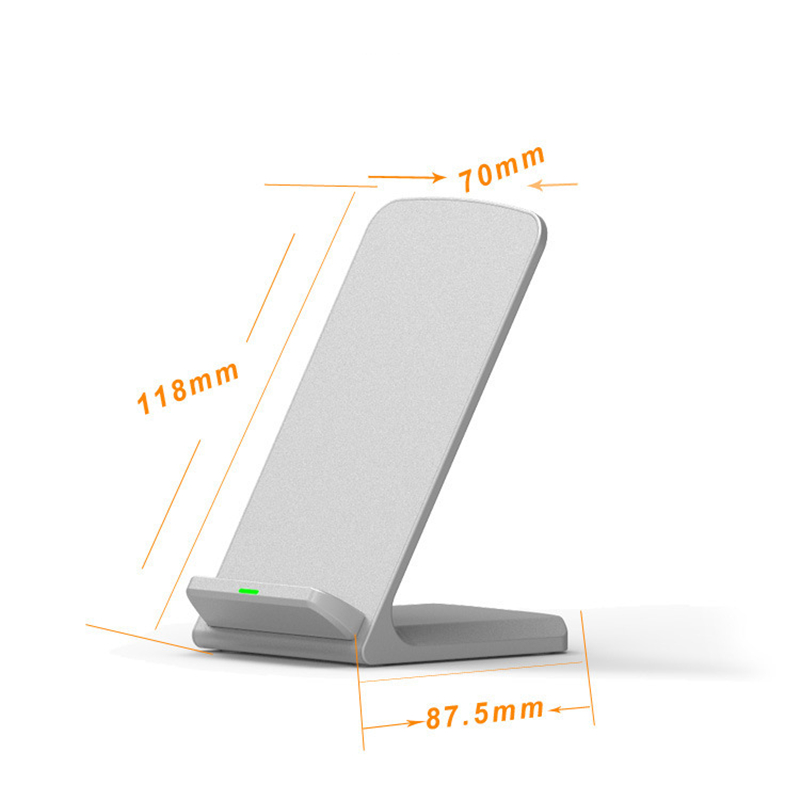 Hot Selling Wireless Charger,Universal Qi Wireless Charging for IPhone And for Android