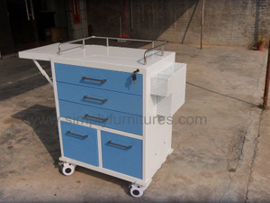 China high quality emergency cart