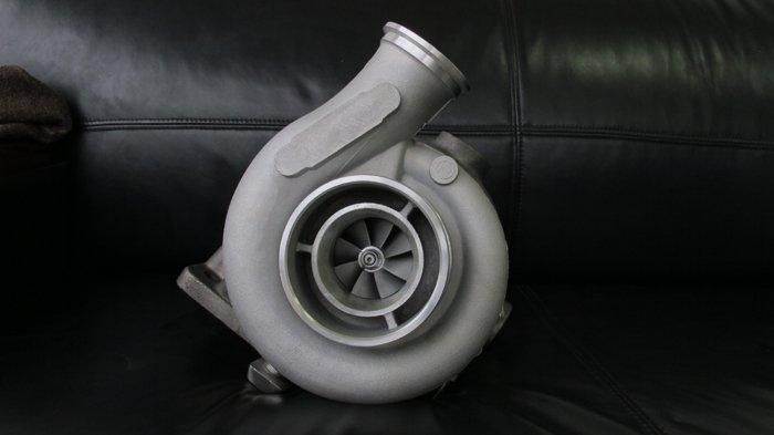EXPLOSION-PROOF SUPERCHARGER