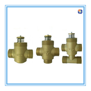 Heating Valve for Air Conditioning System