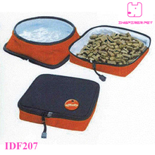 Pet Travel Bowl Set 2 in 1
