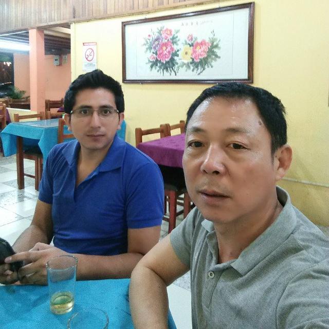 Côordenador de ZCJK em Equador 02