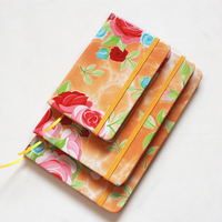 PVC hard cover notebook