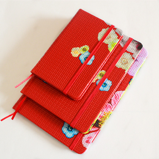PVC leather notebook (10)