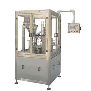 powder cup filling sealing machine