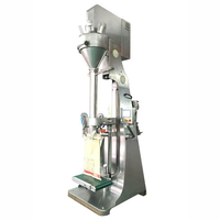 0-50kg powder filling machine for dust flying powder