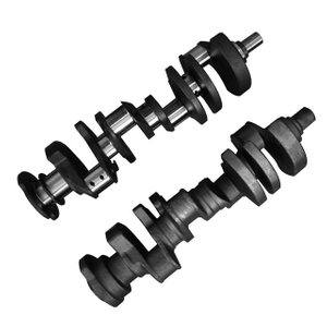 Crankshaft for Gasline&Diesel Vehicles