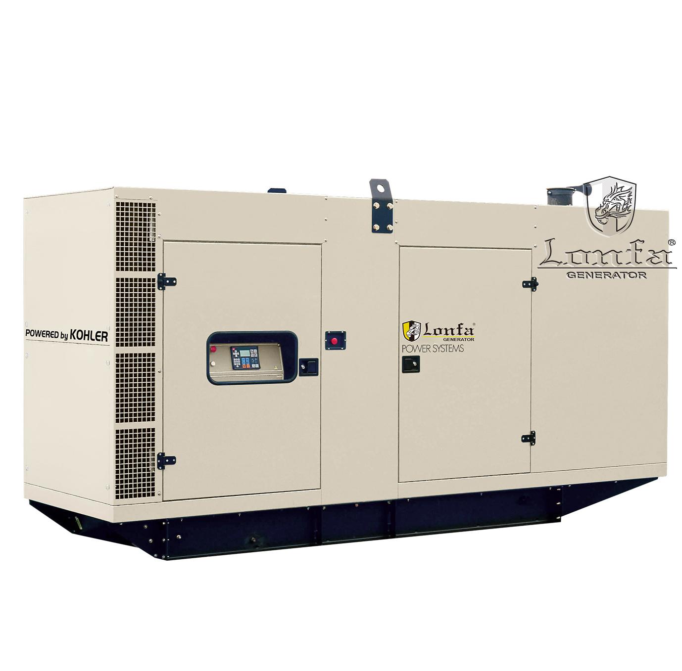 200kva kohler design super silent diesel generator kza200 for Blueprint generator free