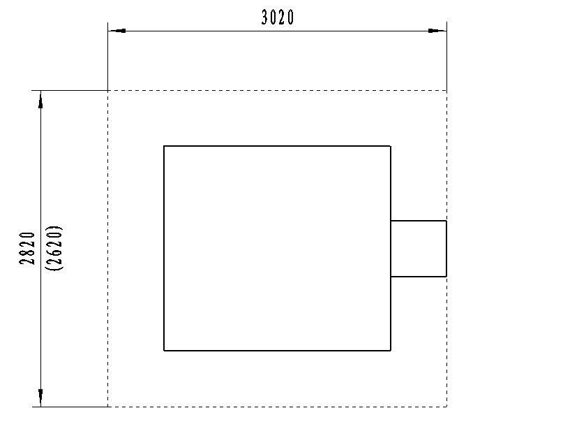 FB4A tape edge machine layout size