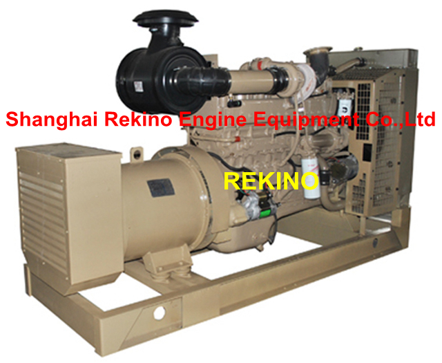 Cummins 300KW 50HZ marine emergency diesel generator set