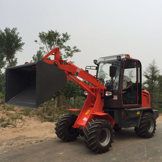 mini wheel loader ZL08