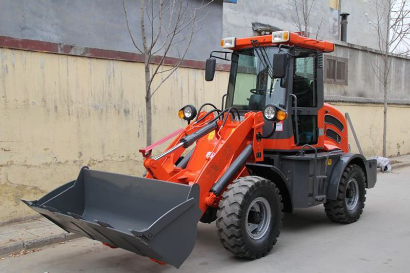 1.2 Ton Small Wheel Loader /1.2tons Mini Wheel Loader (ZL12)