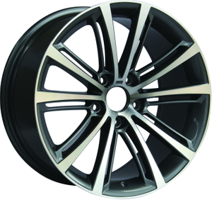W0228 Replica Alloy Wheel / Wheel Rim for bmw 3 5 7series