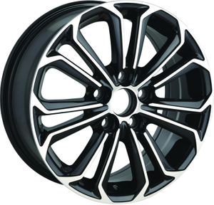W0602 Toyota corolla Highlander alloy wheel Replica Alloy Wheel / Wheel Rim