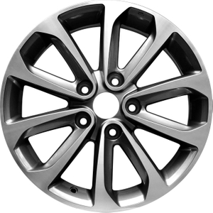 W1024 Nissan Qashqai Replica Alloy Wheel / Wheel Rim for crv