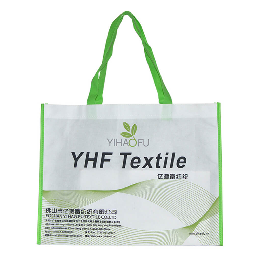 Customized top quality laminated woven bag