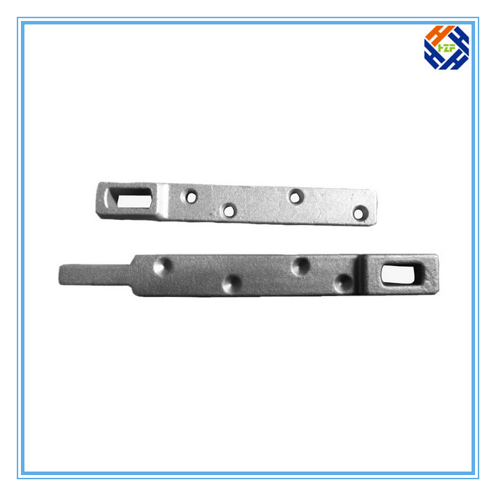 Aluminum Die Casting Mounting Bracket for Street Signs-2