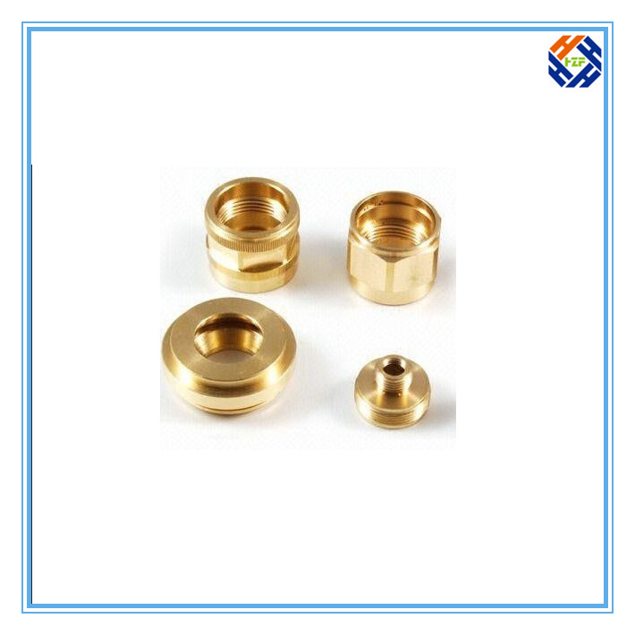 Brass Fasteners Bolt by CNC Machining-6