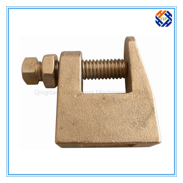 Stainless Steel Casting Beam Clamp for Construction-1