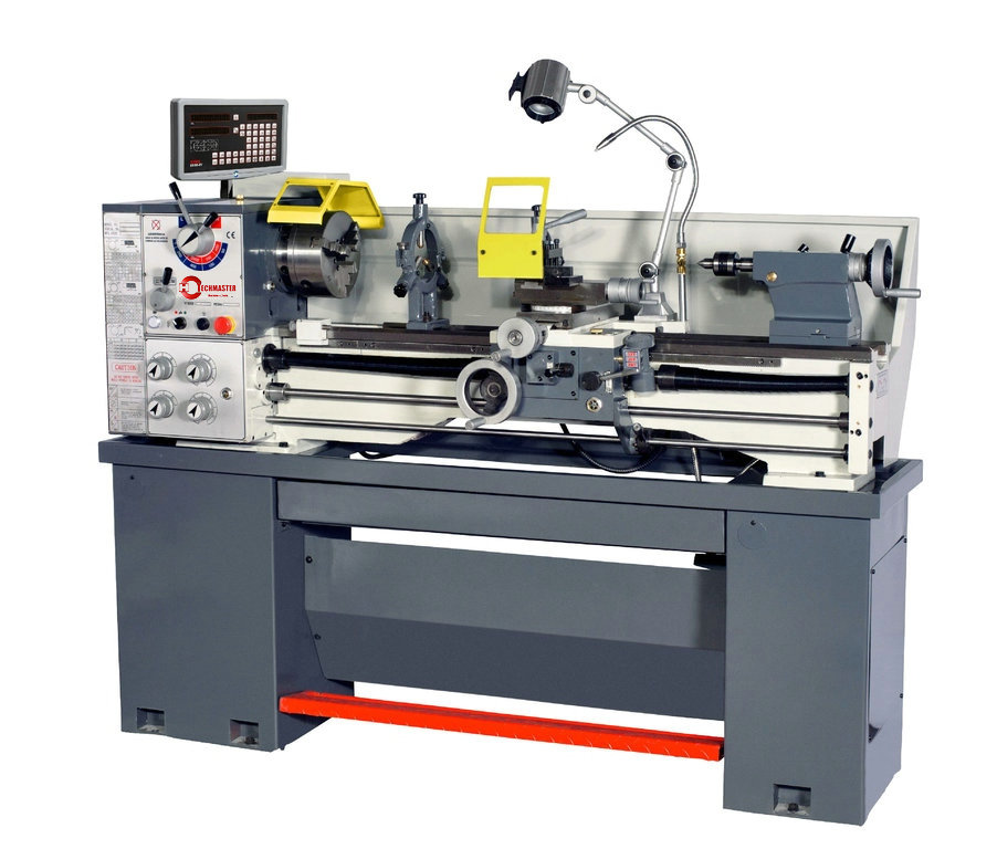 INDUSTRIAL LATHE MACHINE FOR METAL FTX 1000x330-TO DCR