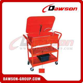 DSG4001-20M 20 Gallon Parts Washer Trolley