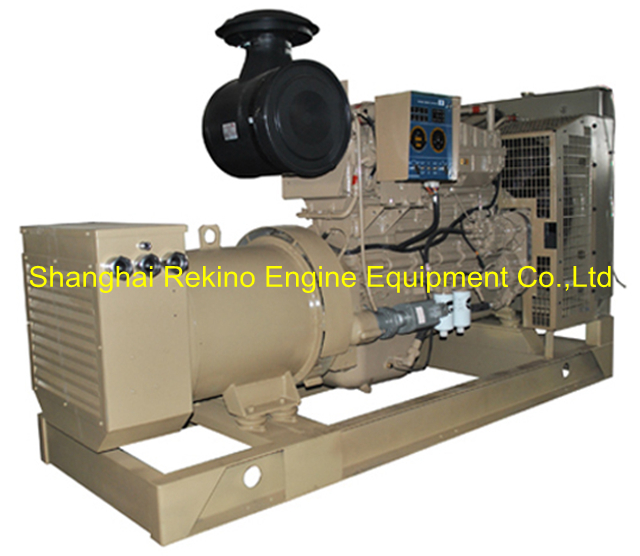 200KW 250KVA 60HZ Cummins emergency generator genset set